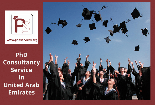 PhD consultancy Services in United Arab Emirates for scholars