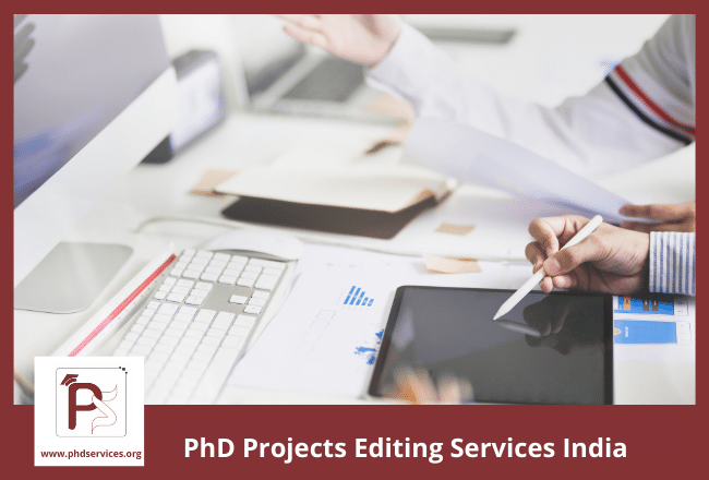 Phd projects editing service online