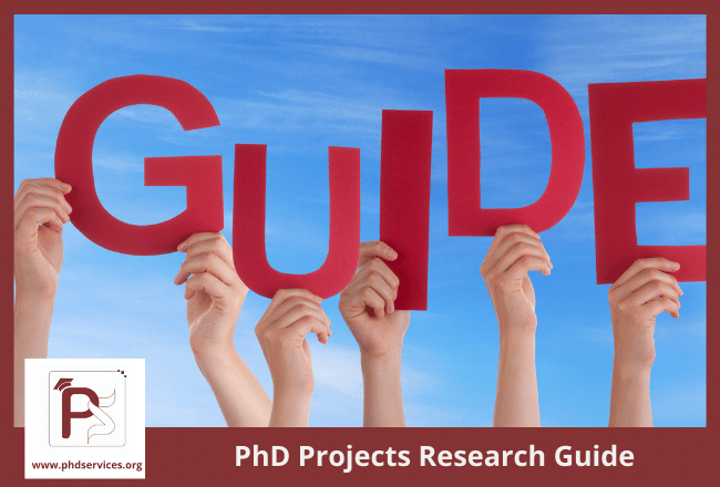 No 1 PhD Projects Research guide for PhD MS Scholars