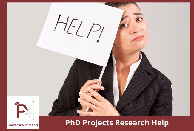 PhD Projects Research help for PhD MS Scholars