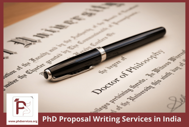 Best PhD Proposal writing services in India for research scholars