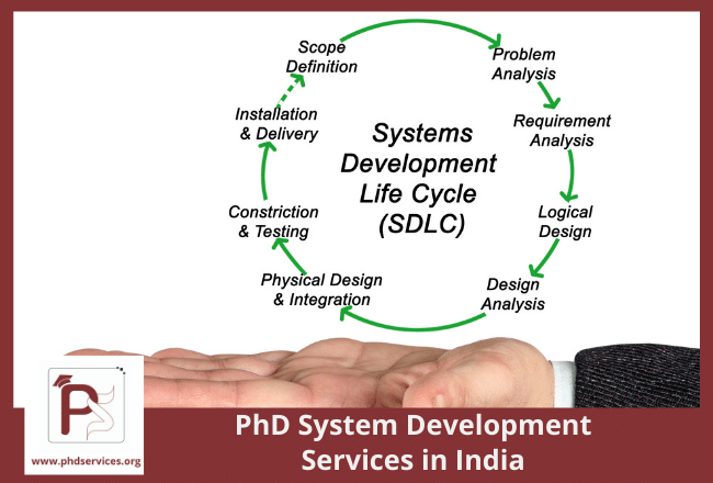 No1 PhD System Development Services in India