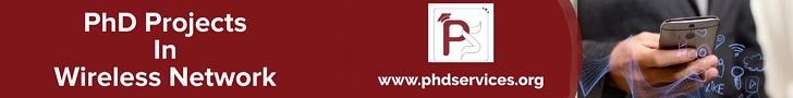 PhD Projects in Wireless Network