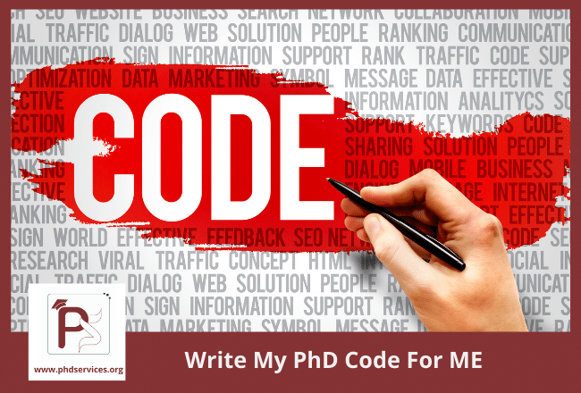 Write my phd code for me service at an affordable pricing
