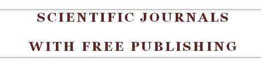 free publishing journals