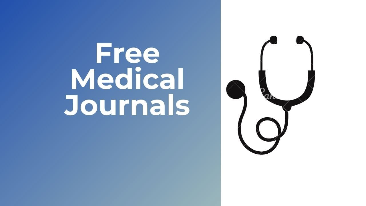 Free Medical Journals