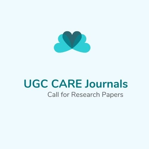 call for papers in UGC CARE Journals
