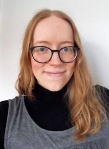 Felicity Parry PhD Voice