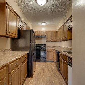 Pheasant Run, 2 Bedroom Apartment, Kitchen