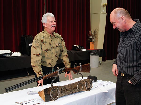Pheasants Banquet Gun Raffle