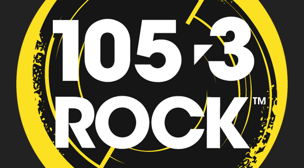 Rock 105.3 Advertising Packing Banquet Donation