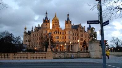 Schwerin Palace.