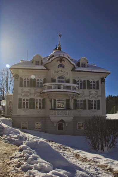 Jagerhaus (hunting lodge).