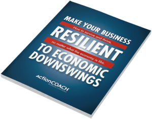 Make your business resilient to economic downswing