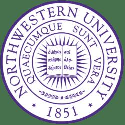 northwestern university logo 北美留学生网留学申请