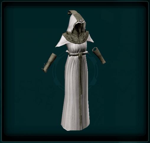 Grand Healer's Robe