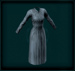 Plain Robe
