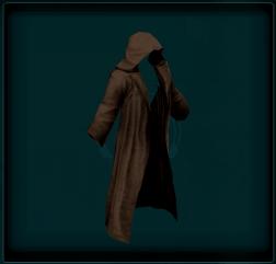 Cloak (Hood Up)