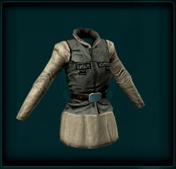 Vested Jacket