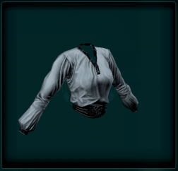 Trim Lined Shirt