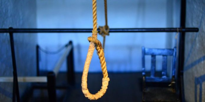 Man to die by hanging for killing lover