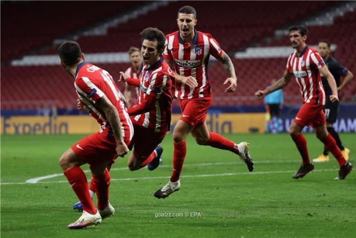 Felix brace gives Atletico Madrid vital win in UEFA Champions League