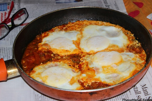 shakshuka,israel,tunisia, north africa, eggs,pravs,phenomenon,phenomenal tastes,