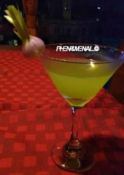 Desi Deck - Spring Onion Cocktail