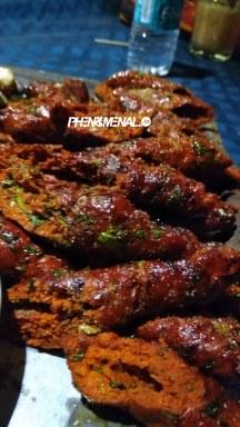 Desi Deck - Lamb Seekh Kabab
