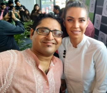 woap2018 - With the gorgeous Sarah Todd