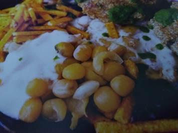 World on a Plate - Saaransh Goila (Masterchef India) - Keema Tikki Chat
