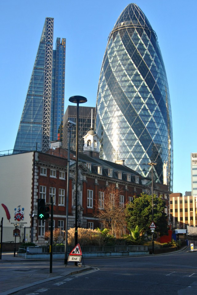 cheesegrater and gherkin
