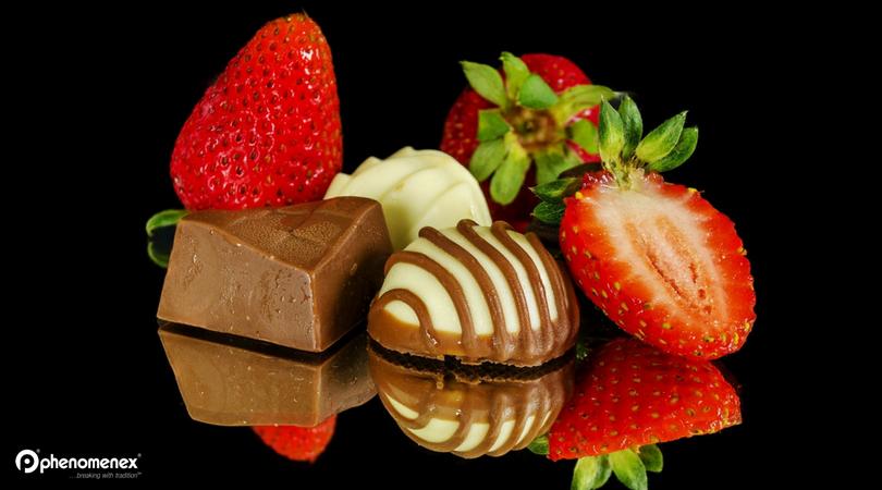 chocolate chromatography