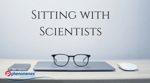 Sitting with Scientists: LC-MS Guru-Seyed Sadjadi