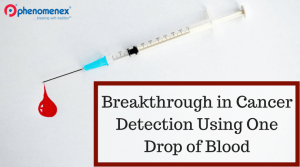 A New Test Uses a Single Drop of Blood to Screen for 13 Types of Cancer