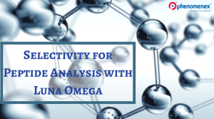 Complementary Selectivity for Peptide Analysis