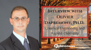 Chiral SMB Perspectives with Dr. Olivier Dapremont