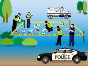 chromatographiville crime