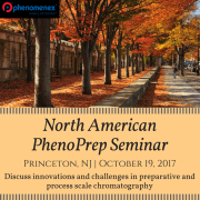 Join Us for the North American PhenoPrep Symposium