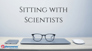 Sitting with Scientists: The Super Bio-Man, Brian Rivera