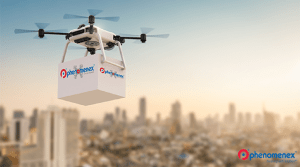 It's a Bird! It's a Plane! Nope—It's Phenomenex Drone Express!