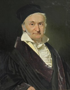 Gauss Google Doodle