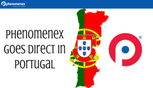 Phenomenex is Expanding with Direct Sales in Portugal!
