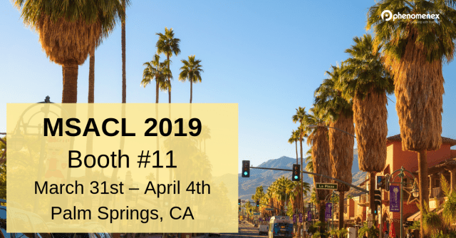 MSACL Scientific Conference held in Palm Springs, CA