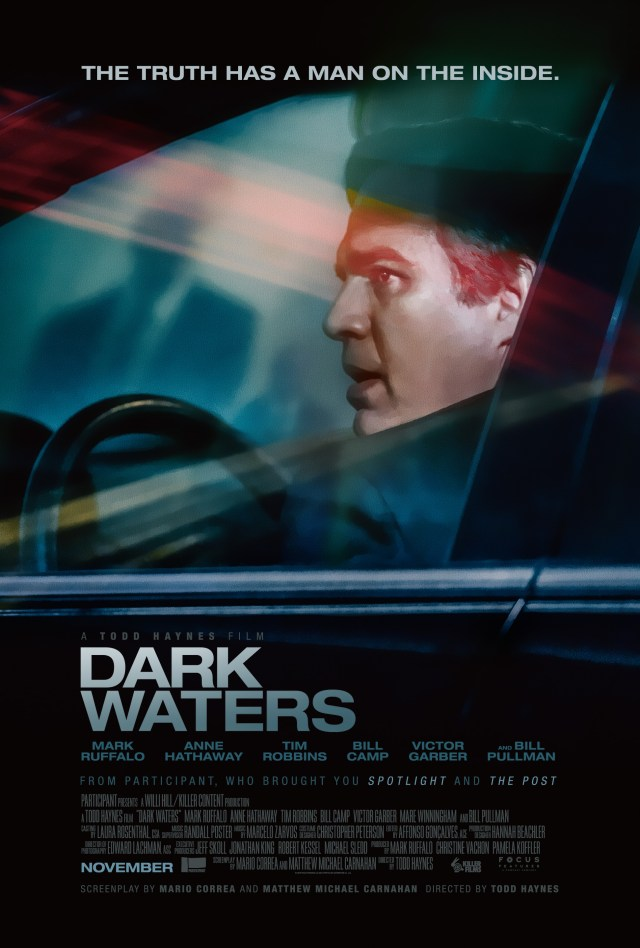 Dark Waters movie poster image from imbd.com