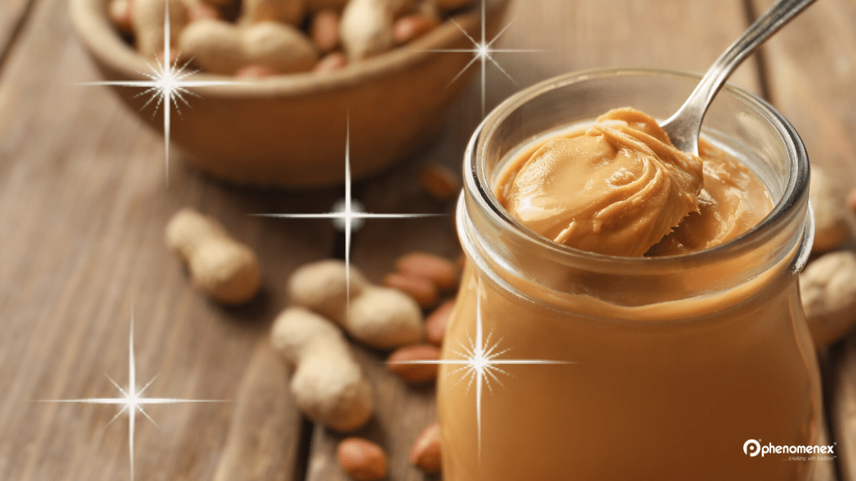 peanut butter can potentially become diamonds
