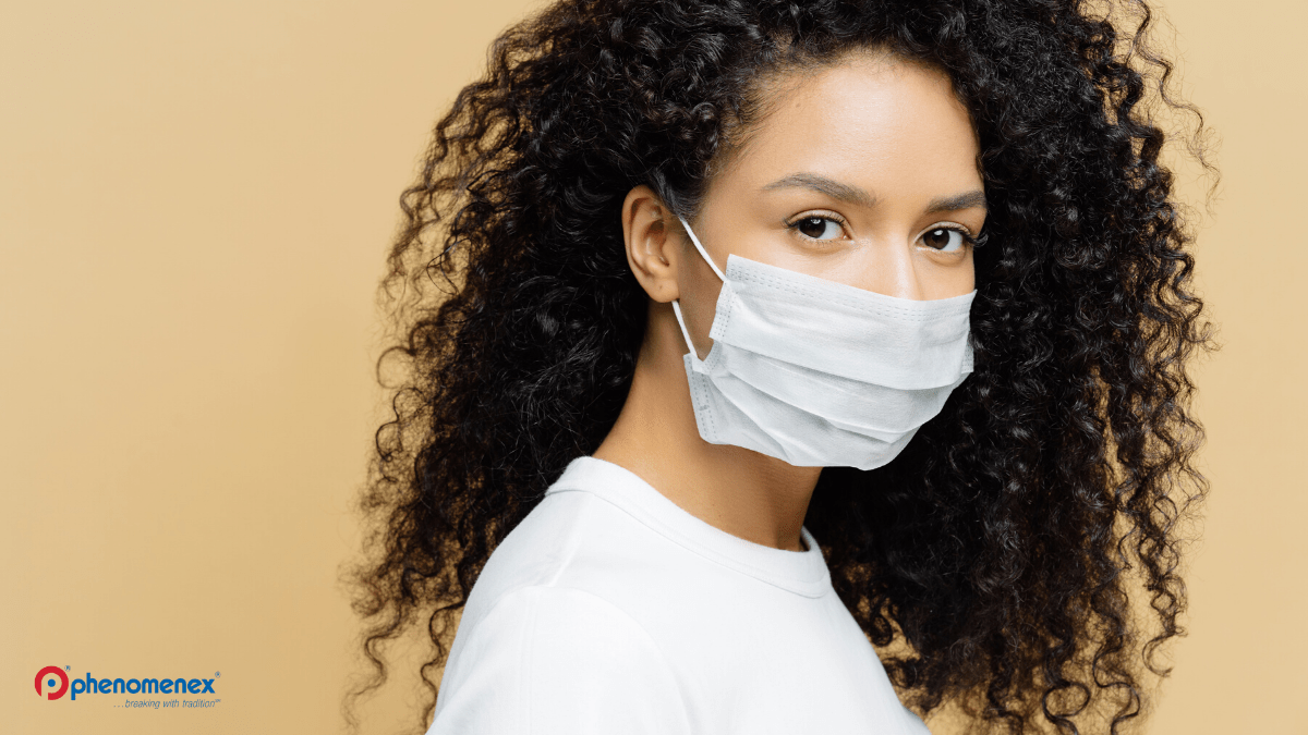 science behind wearing masks (mascarilla) to prevent the spread of COVID-19