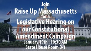 Fair Share Amendment Hearing