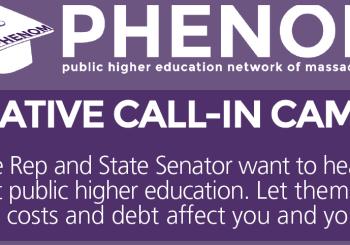 2017 Legislative Call-In Campaign