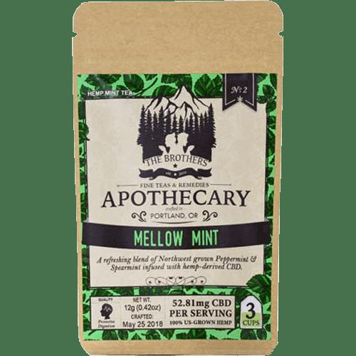 Brothers Apothecary Mellow Mint Tea